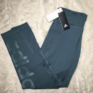 adidas Pants - **LOWEST OFFER** NWT adidas workout leggings